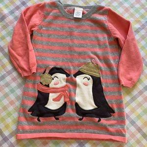 Gymboree sweater dress size 18-24 months
